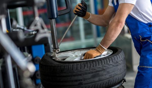 Repairable tire