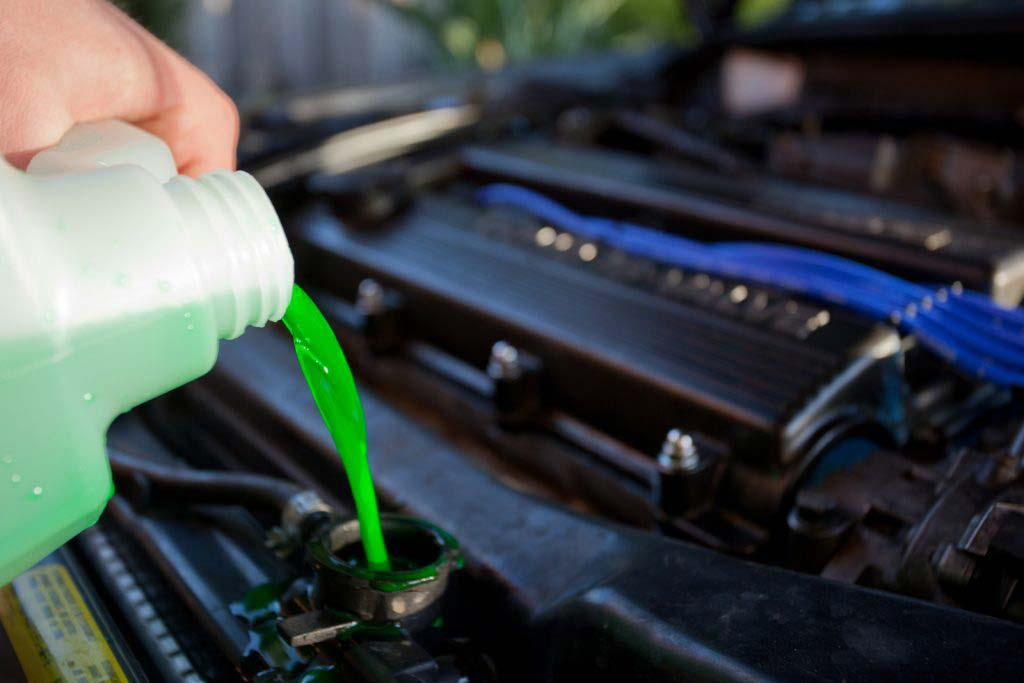 Can I put any type of coolant in my car? | kambio