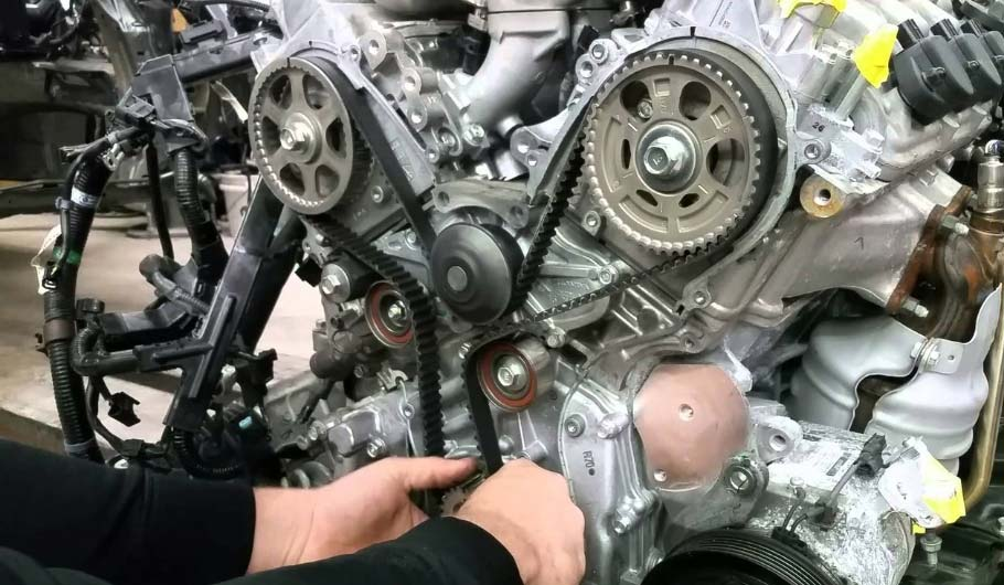Do all cars have a timing belt?