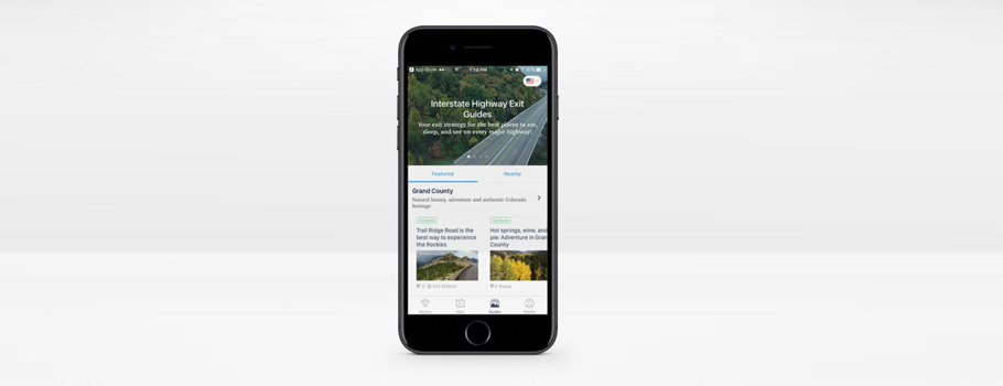 RoadTrippers Driving app